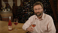 Andy Evans presents Domaine Sainte Rosé, Coquille d'Oc Rosé, IGP Pays d'Oc, from France