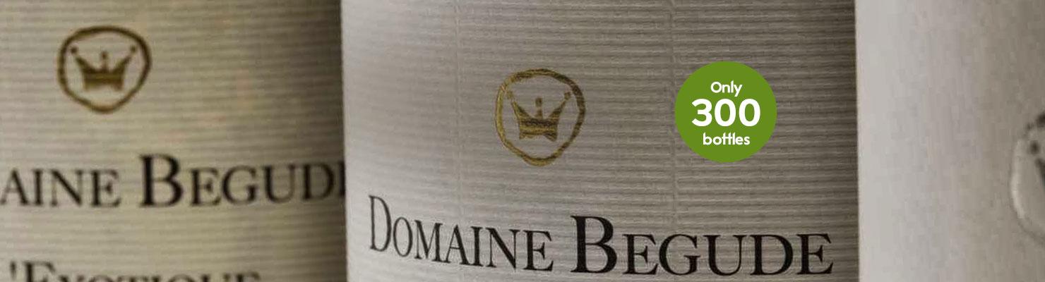 Domaine Begude bottles