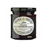 Wilkin and Sons Wild Cranberry Sauce