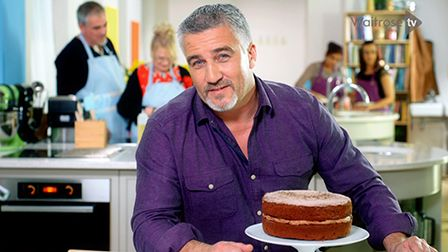 Get Baking with Paul Hollywood - Chocolate Victoria sandwich cake