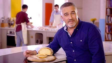 Get Baking with Paul Hollywood - White bloomer bread
