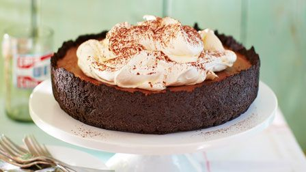 Soul Food - Mississippi mud pie