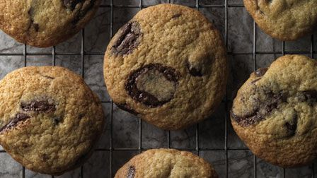 Will Torrent's Chocolate chip cookies