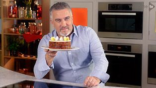 Get Baking with Paul Hollywood - Easter Simnel cake