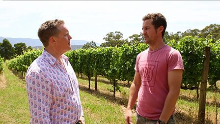 Olly Smith on the Australian wine revolution