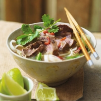 LOVE life fragrant beef noodle soup