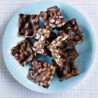 Marshmallow Rocky Road