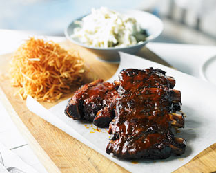 Heston's beef ribs